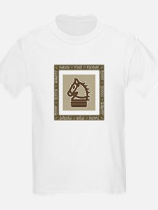 Chessman Showcase - The Knight T-Shirt