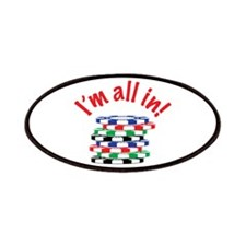 Im All In! Patches