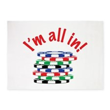 Im All In! 5'x7'Area Rug