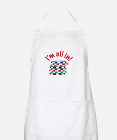 Im All In! Apron