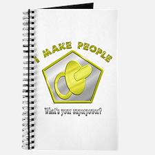 I make People Journal