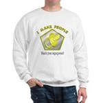 I make People Sweatshirt