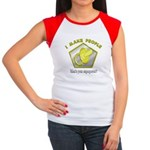 I make People (2-sided) Women's Cap Sleeve T-Shirt