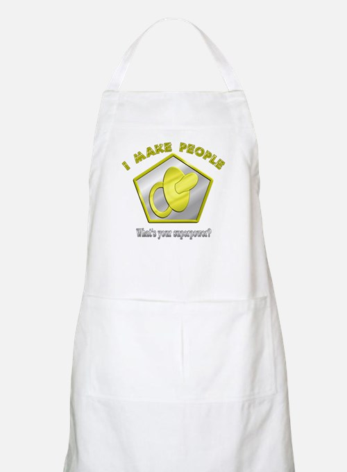 I make People BBQ Apron