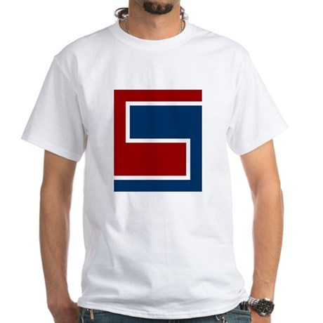 The Fighting 69th Infantry Di White T-Shirt
