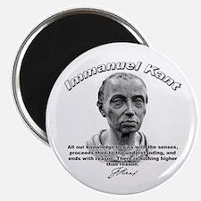 """Immanuel Kant 01 2.25"""" Magnet (10 pack)"""