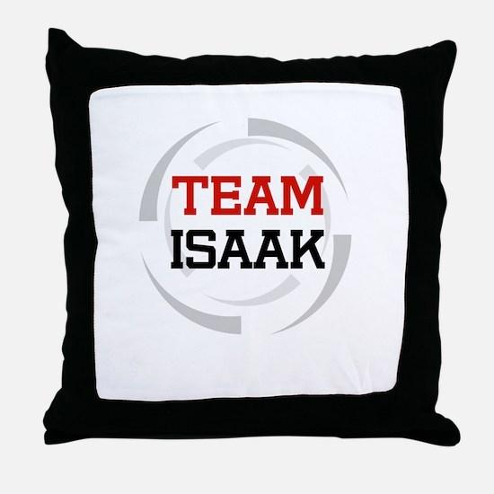 Isaak Throw Pillow