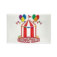 Circus Time Magnets