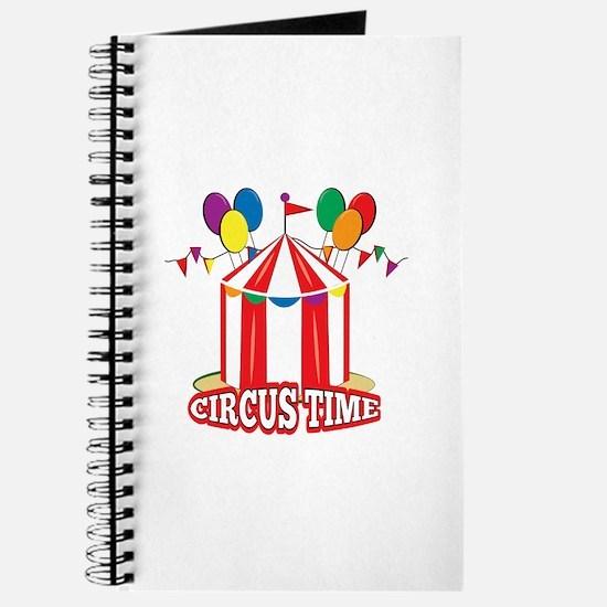 Circus Time Journal