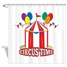 Circus Time Shower Curtain