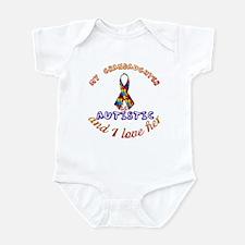 Autistic Grandaughter Infant Bodysuit