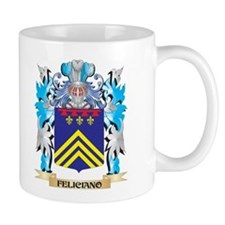 Feliciano Coat of Arms - Family Crest Mugs