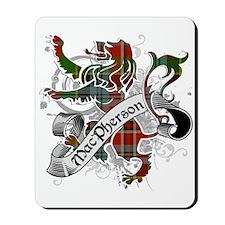 MacPherson Tartan Lion Mousepad