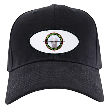 Terrorist Hunter Black Cap