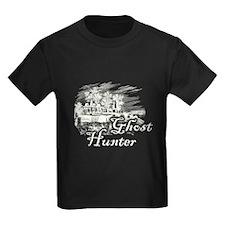 Ghost Hunter Cemetery T