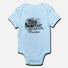 Ghost Hunter Cemetery Infant Bodysuit