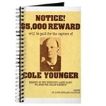 Wanted Cole Younger Journal