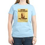 Wanted Cole Younger Women's Light T-Shirt