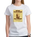 Wanted Cole Younger Women's T-Shirt