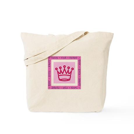 Chessman Showcase - The Queen Tote Bag