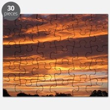 Flaming Sky Puzzle