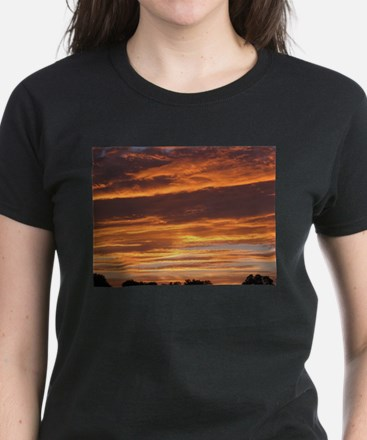 Flaming Sky T-Shirt