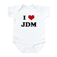I Love JDM Infant Bodysuit