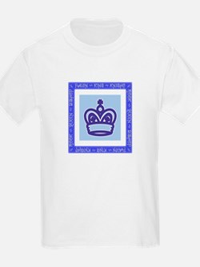 Chessman Showcase - The King T-Shirt