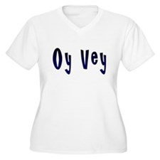 Oy Vey Yiddish T-Shirt
