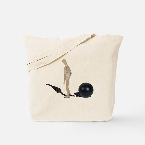 Unique Stress ball Tote Bag