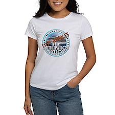 AN and LM Logo T-Shirt