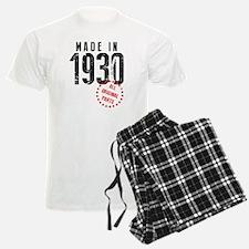 Made In 1930 All Original Parts Pajamas