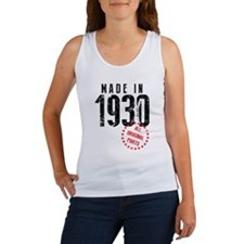 Made In 1930 All Original Parts Tank Top