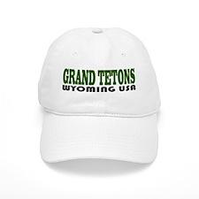 Grand Tetons Baseball Cap