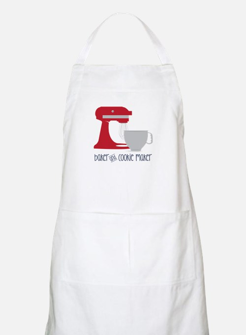 Baker Cookie Apron