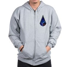 Expedition 45 Zipped Hoody