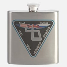Expedition 46 Flask