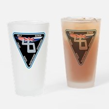 Expedition 46 Drinking Glass