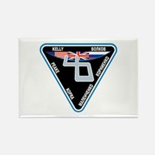 Expedition 46 Rectangle Magnet
