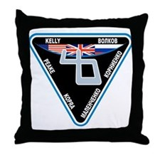 Year in Space Throw Pillow