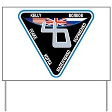 Expedition 46 Yard Sign