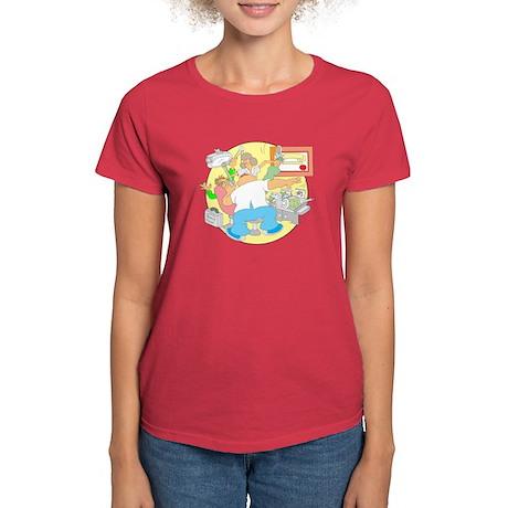 IRS Women's Dark T-Shirt