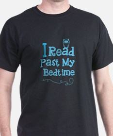 Funny Bedtime book sleep T-Shirt
