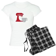 Red Stand Mixer Pajamas