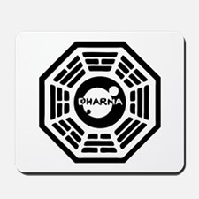 Dharma Hatch Mousepad