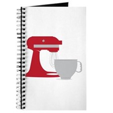 Red Stand Mixer Journal