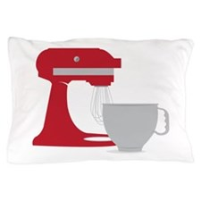 Red Stand Mixer Pillow Case