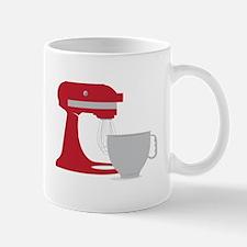 Red Stand Mixer Mugs