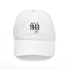 Made In 1940, All Original Parts Baseball Cap