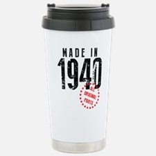 Made In 1940, All Original Parts Travel Mug